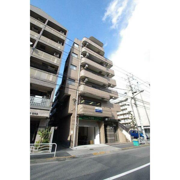 東京都江東区冬木