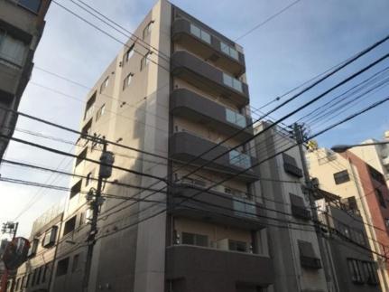 寿新築マンション[502号室]の外観