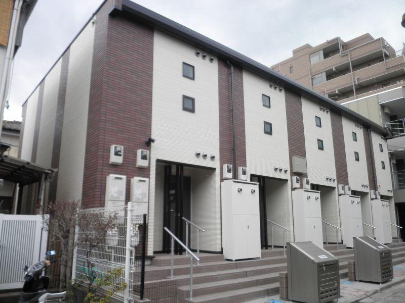 東京都国立市富士見台1丁目