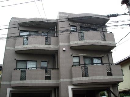 メゾネット新川[2-B号室]の外観