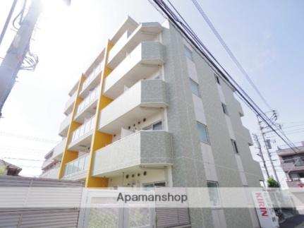 センチュリー三鷹井口弐番館[4階]の外観