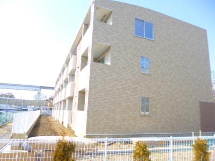 東京都立川市柴崎町6丁目の賃貸アパートの外観