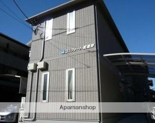 コンフォート武蔵野[102号室]の外観