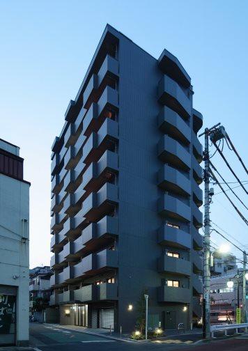 東京都中野区中央4丁目