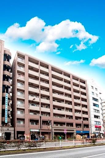東京都渋谷区東1丁目