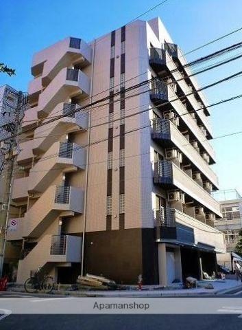 東京都北区東田端2丁目の賃貸マンションの外観
