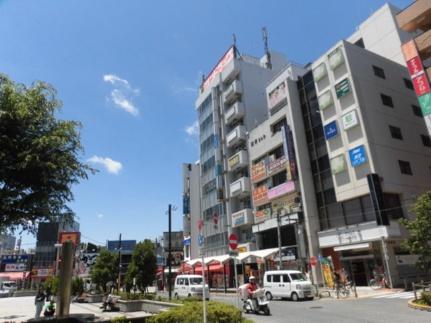 クレスト高円寺 2階の周辺