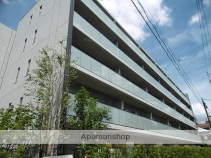 ザ・パークハビオ高円寺 1階の外観