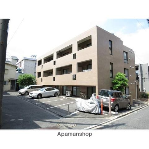 東京都新宿区三栄町
