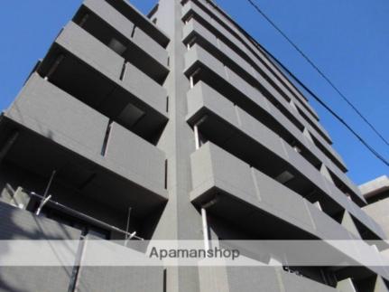 東京都中野区鷺宮2丁目の賃貸マンションの外観