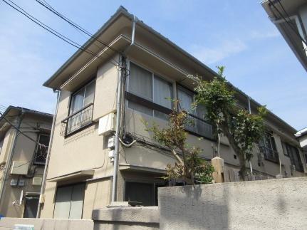 高円寺フラッツA棟 2階の外観