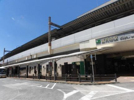 高円寺フラッツA棟 2階の周辺