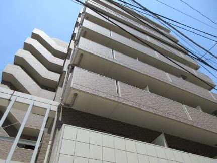 クレスト高円寺 2階の外観