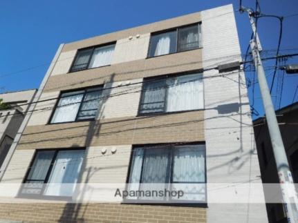 La Perla Asagaya 3階の外観
