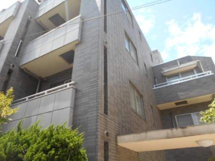 プレミール松庵 4階の外観