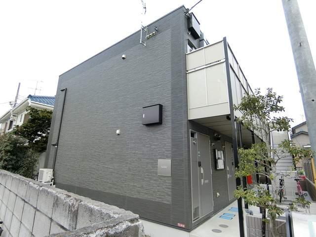 東京都杉並区成田東2丁目