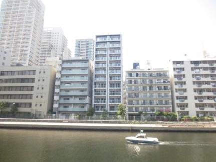 コンフォリア芝浦[4階]の外観