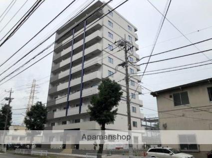 グランスイート新横浜[9階]の外観