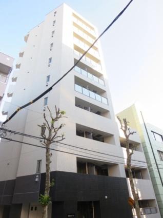 MARQUE神楽坂 1階の外観