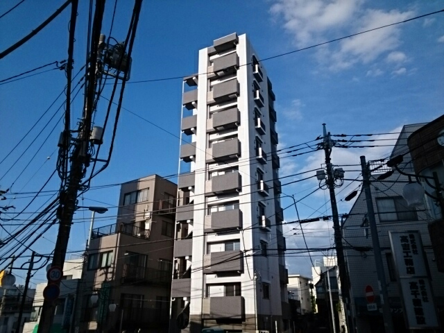東京都中野区中央3丁目