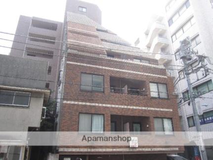 東京都杉並区阿佐谷南1丁目の賃貸マンションの外観