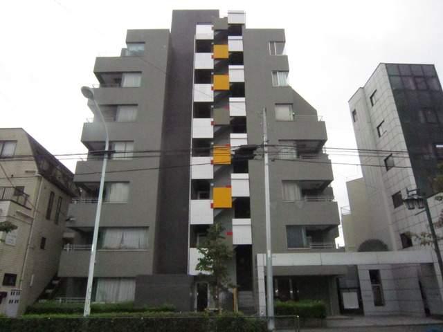 東京都杉並区永福3丁目