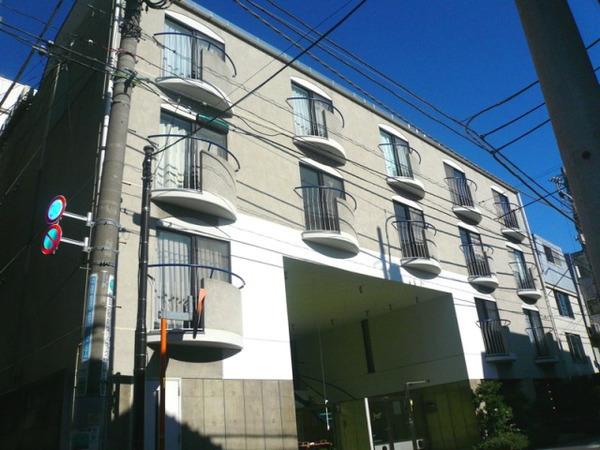東京都目黒区鷹番3丁目