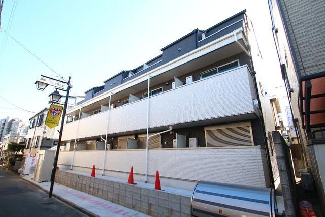 東京都練馬区氷川台4丁目