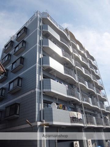 島田第7マンション[4階]の外観