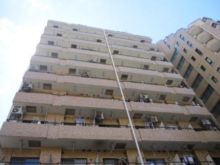 ライオンズマンション板橋[7階]の外観