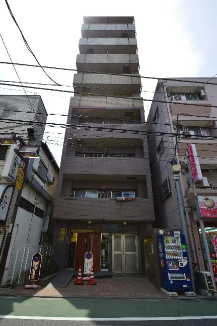 クレアシオン板橋本町[3階]の外観