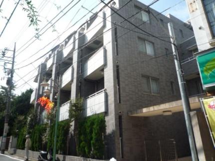 プレミール松庵 3階の外観
