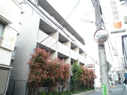 サンカント・アン豪徳寺[2階]の外観