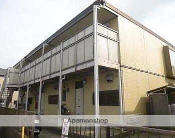 シティハイムボナールA棟[203号室]の外観
