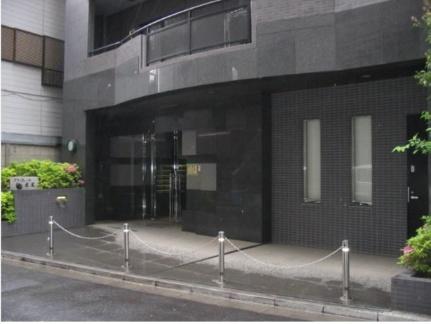 グランドゥール広尾 5階の外観