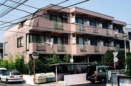 シャトー三宿[3階]の外観