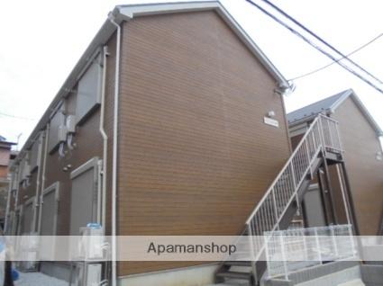 ヴェラハイツ磯子弐番館[1階]の外観
