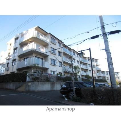コモア六浦3番館[3階]の外観
