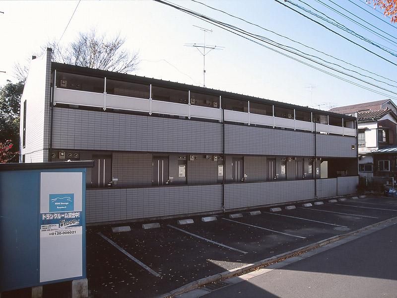 神奈川県川崎市宮前区野川