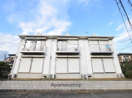 コーポ丸昌[1階]の外観