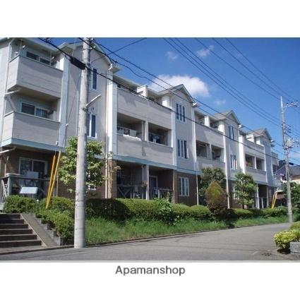 神奈川県横浜市青葉区荏田西2丁目の賃貸アパートの外観