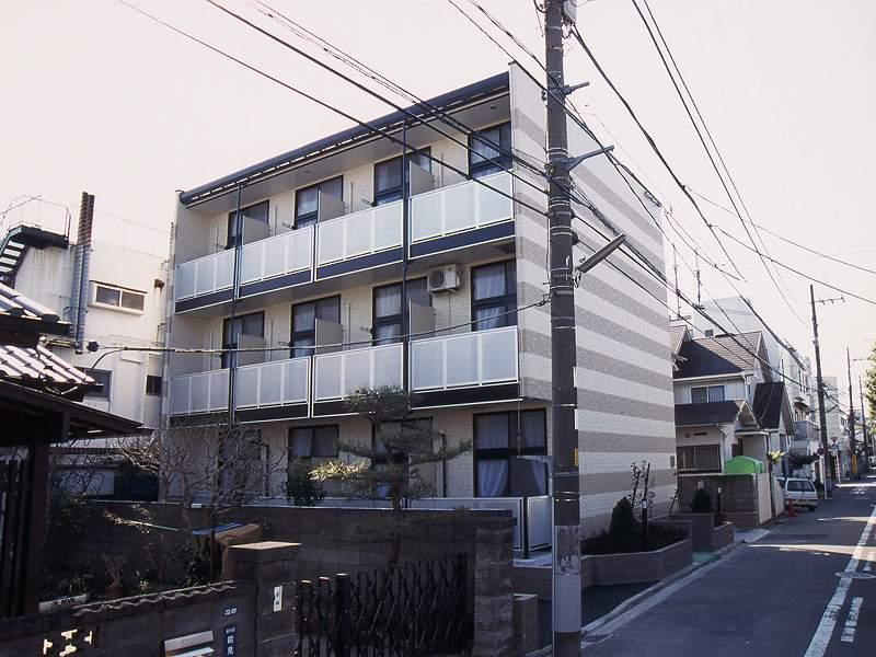 神奈川県横浜市金沢区能見台通