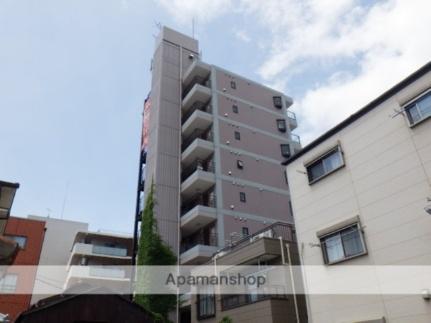 神奈川県横須賀市安浦町2丁目の賃貸マンションの外観
