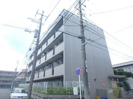 スカイヒル生田[1階]の外観