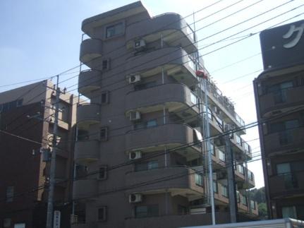 グロリア向ヶ丘[6階]の外観
