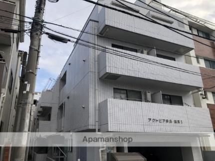アクトピア横浜鶴見I[307号室]の外観