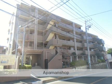北寺尾大滝マンション 4階の外観