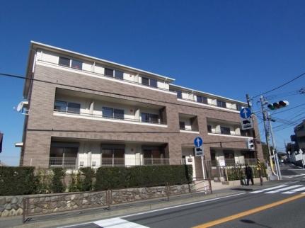 神奈川県川崎市宮前区小台1丁目の賃貸アパートの外観