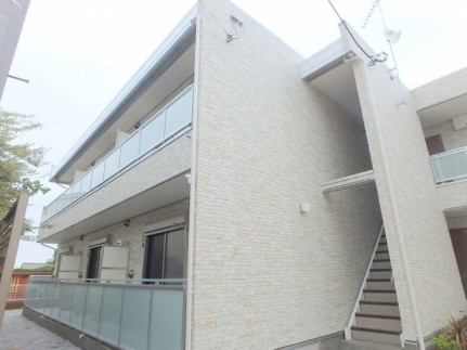 リブリ・宮前[1階]の外観