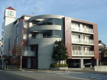 鷺沼シンセイマンション[201号室]の外観